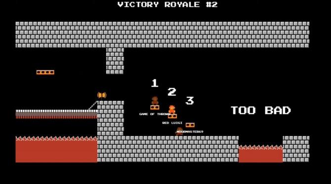 Super Mario Bros Battle Royale na przeglądarkę internetową [2]