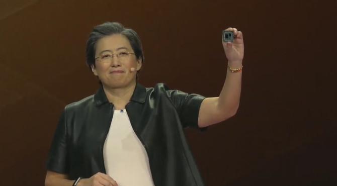 Lisa Su wśród najlepszych CEO świata. Barron's chwali AMD [1]