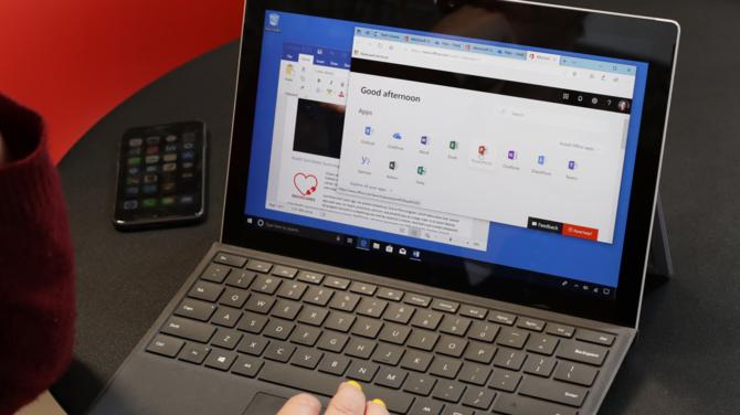 Microsoft chce dodać do klawiatur specjalny klawisz do Office'a [2]