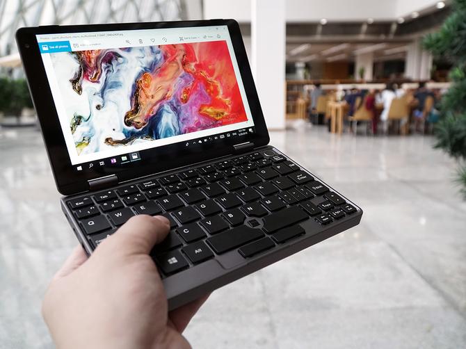 Chuwi MiniBook - Tani, dotykowy i wydajny 8 calowy notebook [1]