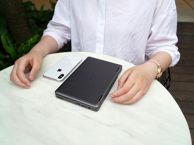 Chuwi MiniBook - Tani, dotykowy i wydajny 8 calowy notebook [2]