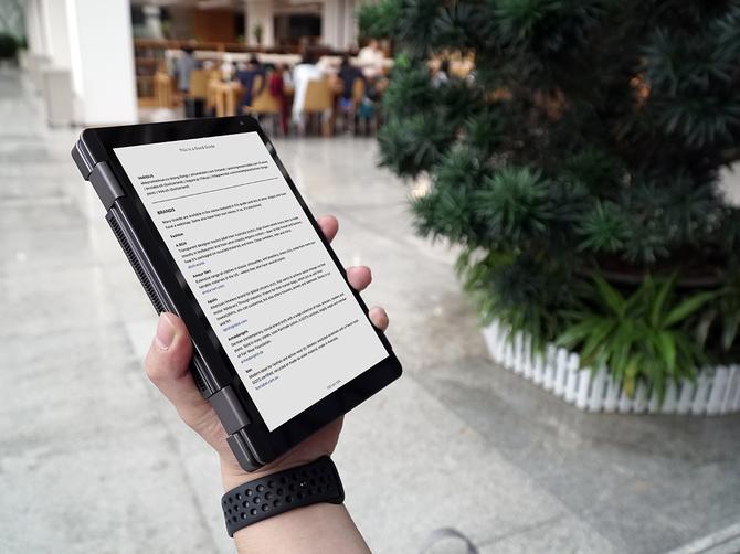 Chuwi MiniBook - Tani, dotykowy i wydajny 8 calowy notebook [3]