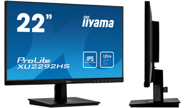 iiyama ProLite - 22 calowe monitory IPS i VA dla profesjonalistów  [2]