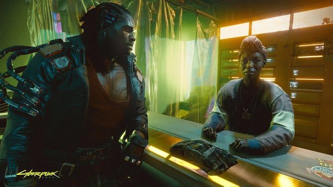 Cyberpunk 2077 - romanse będą równie złożone co w Wiedźminie [2]