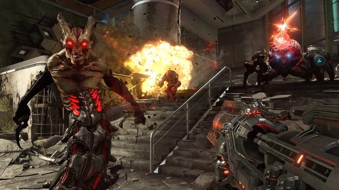 Doom Eternal bez klasycznego multiplayera. Id ma inne pomysły [1]