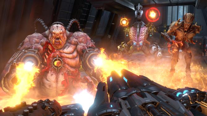 Doom Eternal bez klasycznego multiplayera. Id ma inne pomysły [2]