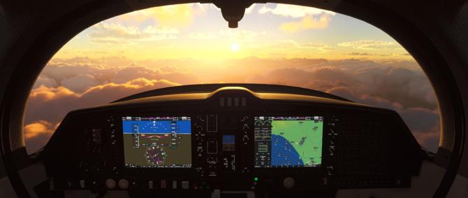 Microsoft Flight Simulator będzie obsługiwał mody na PC i Xboxa [1]