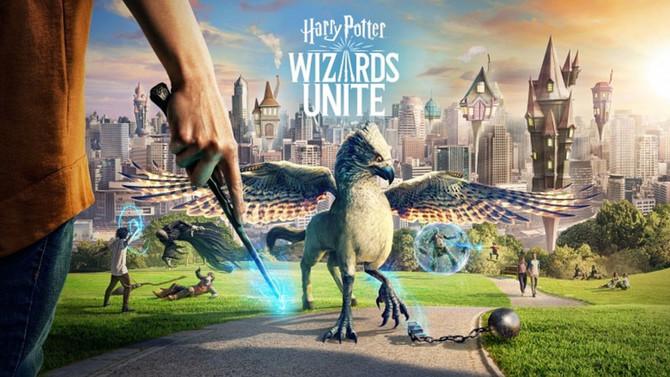 Harry Potter: Wizards Unite - 300 tysięcy dolarów zysków w 24 h [1]