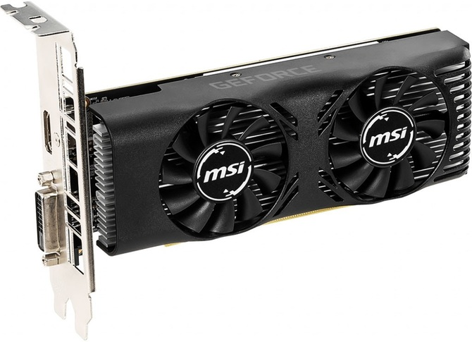MSI GeForce GTX 1650 4GT LP - nowy niskoprofilowy Turing [2]