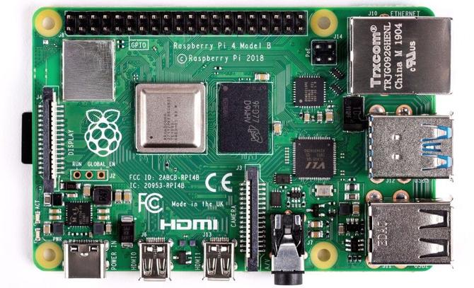 Premiera Raspberry Pi 4 model B - Malinka z 4 GB pamięci RAM [2]