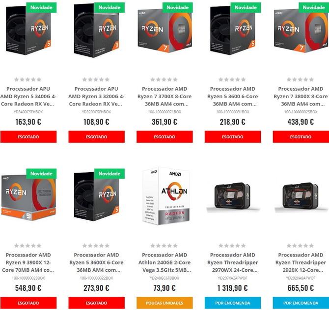 AMD Ryzen 3000 - znamy europejskie ceny nowych procesorów [2]