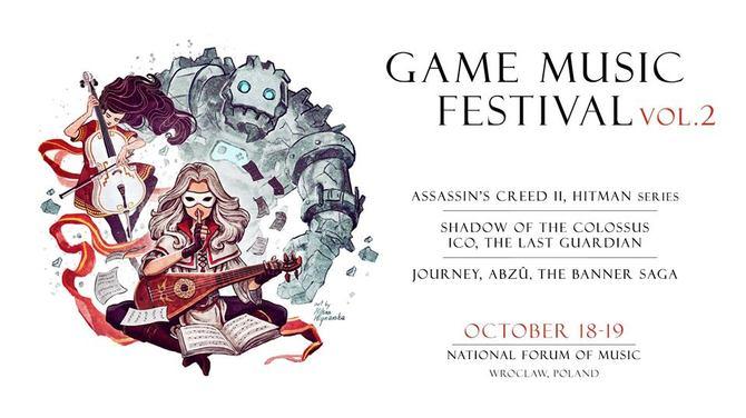 Game Music Festival we Wrocławiu - jest data drugiej edycji imprezy [2]