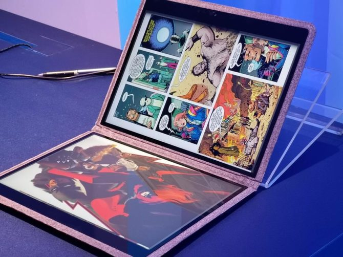 Nowy Surface ma mieć dwa ekrany i obsługiwać Androida [2]