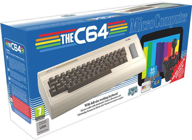 THEC64 MINI rośnie w oczach i doczekał się sprawnej się klawiatury [3]