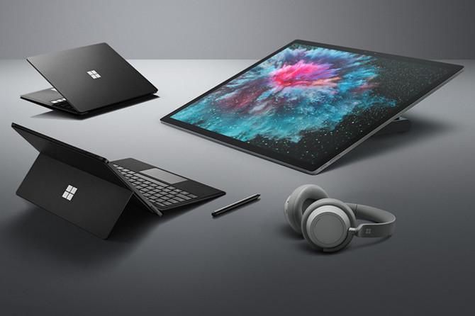 Microsoft rozczarowany Intelem. Nowy Surface z układami AMD?  [1]