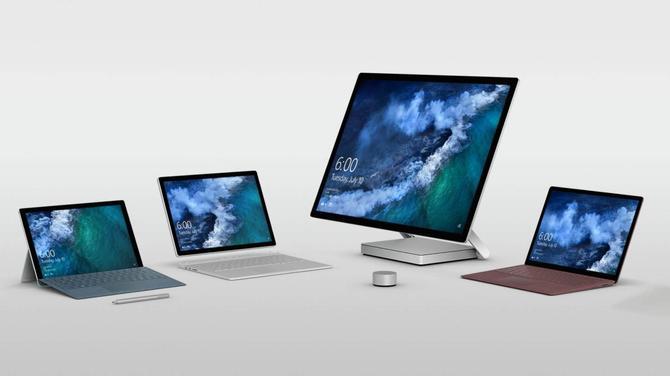 Microsoft rozczarowany Intelem. Nowy Surface z układami AMD?  [2]