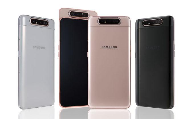 Samsung Galaxy A90 ma być flagowcem z układem Snapdragon 855 [1]