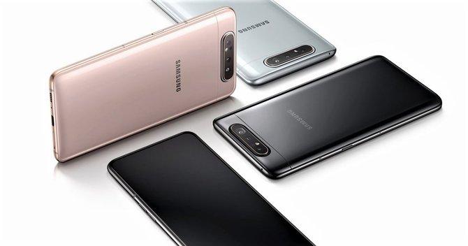 Samsung Galaxy A90 ma być flagowcem z układem Snapdragon 855 [2]