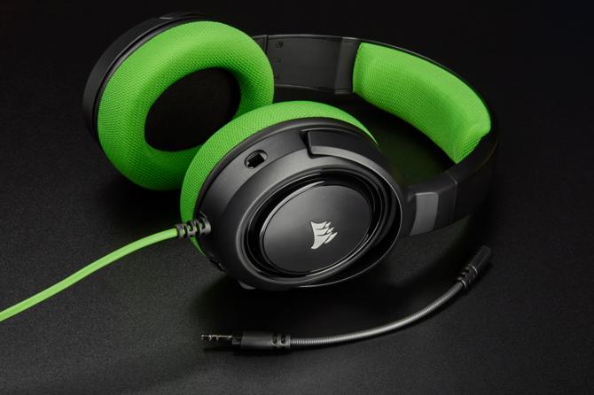Corsair HS35 - headset na każdą platformę z certyfikatem Discord [1]