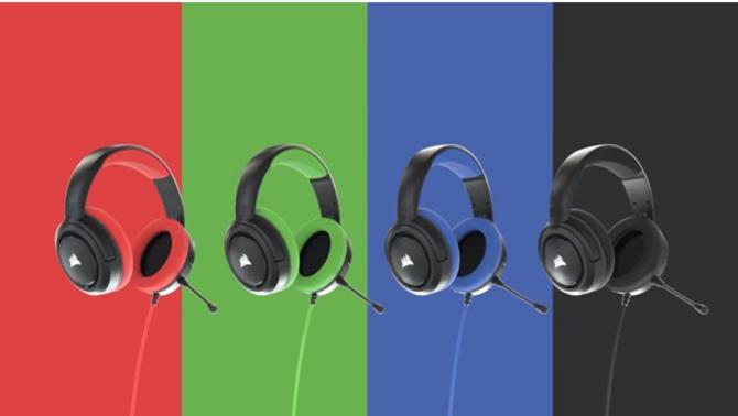 Corsair HS35 - headset na każdą platformę z certyfikatem Discord [2]