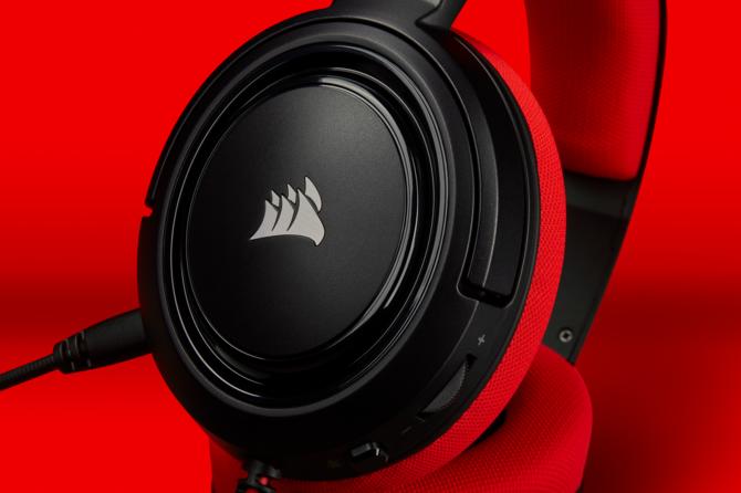 Corsair HS35 - headset na każdą platformę z certyfikatem Discord [3]