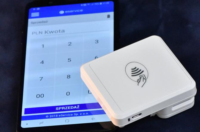 LitePOS, czyli terminal płatniczy w telefonie. Testowany w Polsce [1]