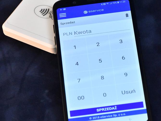 LitePOS, czyli terminal płatniczy w telefonie. Testowany w Polsce [2]