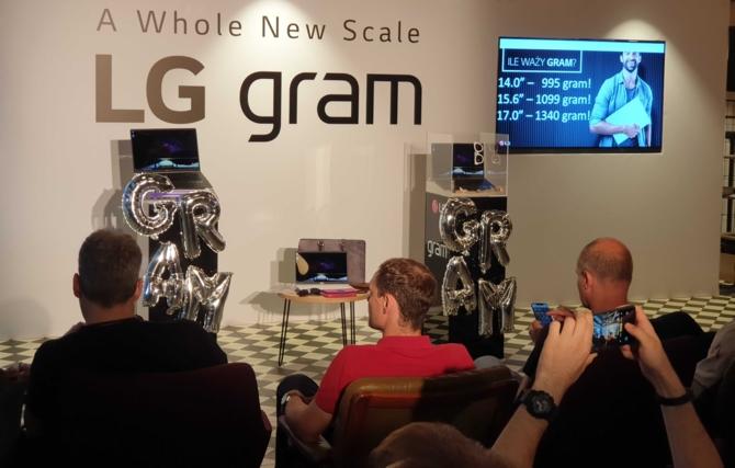Nowe ultrabooki LG Gram debiutują w Polsce - poznaliśmy ceny [6]