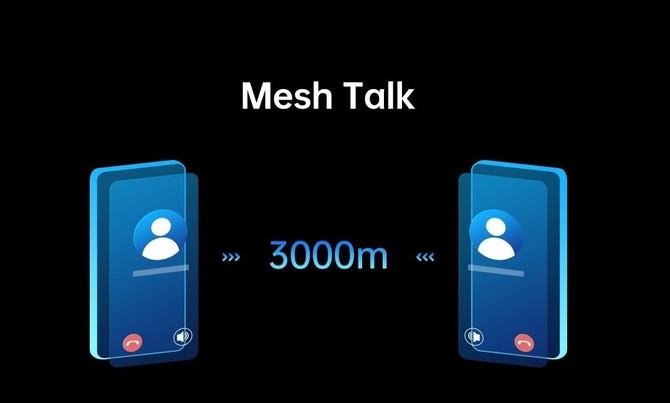 Oppo MeshTalk: Darmowa komunikacja bez sieci, jak Walkie-Talkie [1]