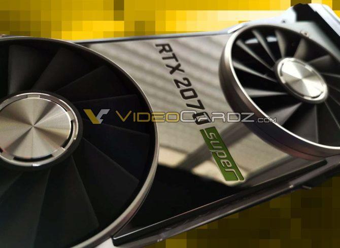 GeForce RTX 2060 Super i RTX 2070 Super - znamy specyfikację GPU [1]