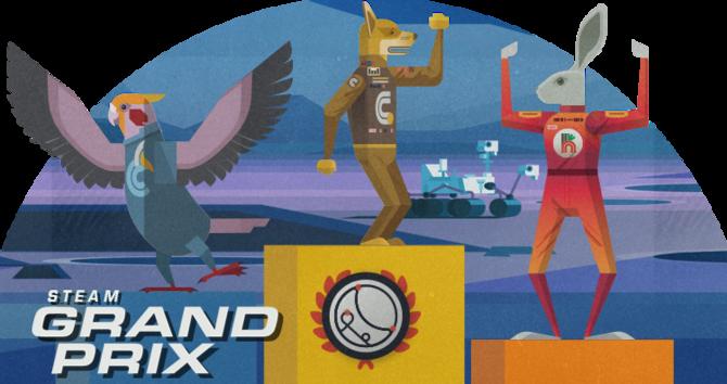 Steam Grand Prix - event generuje potencjalne straty twórców gier [1]