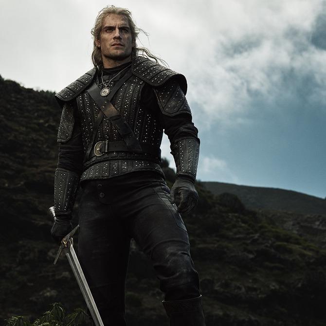 The Witcher - Netflix zaprezentował logo, plakat oraz zdjęcia postaci [3]