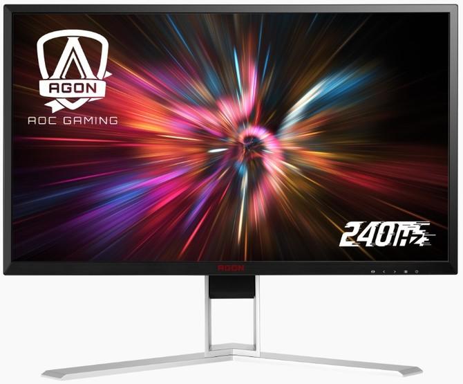 AOC AGON AG251FZ2 - monitor do gier z 0,5 ms czasem reakcji [1]