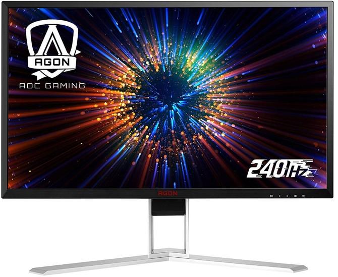 AOC AGON AG251FZ2 - monitor do gier z 0,5 ms czasem reakcji [4]
