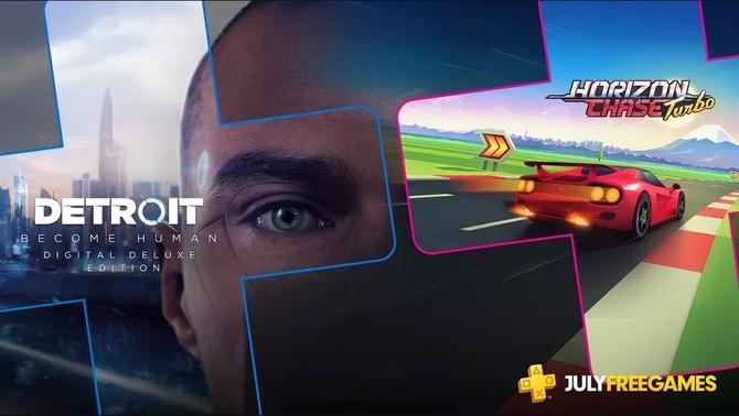 PlayStation Plus na lipiec - w co zagramy w tym miesiącu na konsoli [1]