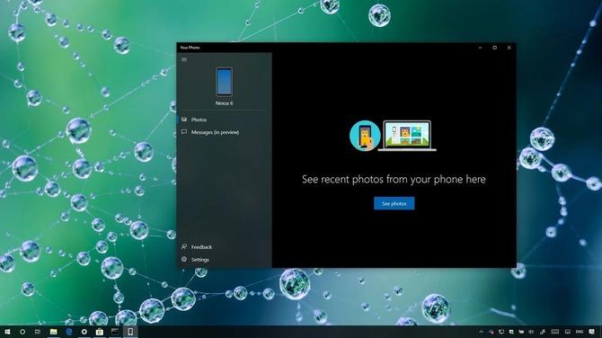 Windows 10 pozwoli na reagowanie na powiadomienia Androida [2]