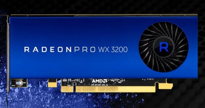 AMD Radeon Pro WX3200 - budżetowy układ dla profesjonalistów [1]