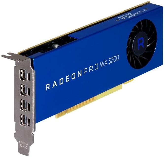 AMD Radeon Pro WX3200 - budżetowy układ dla profesjonalistów [2]