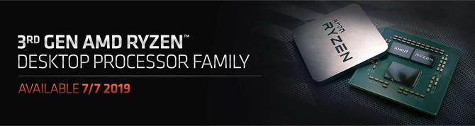 AMD Ryzen 9 3900X i Ryzen 7 3700X - wydajność może zaskoczyć [3]
