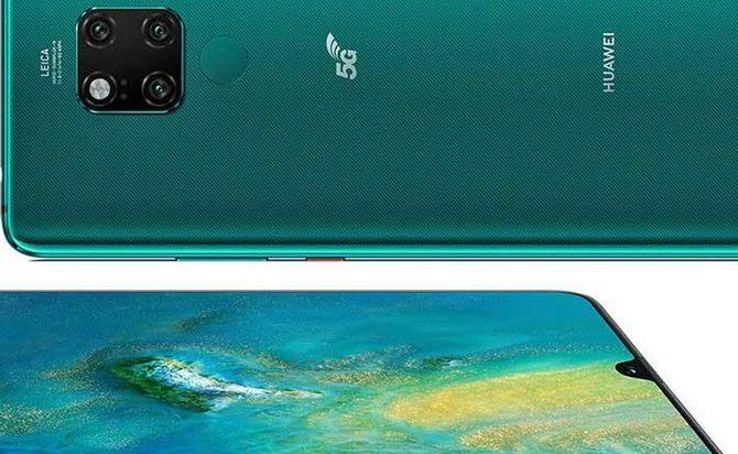 Huawei Mate 20X 5G - premiera nowego smartfona 5G w Polsce [1]