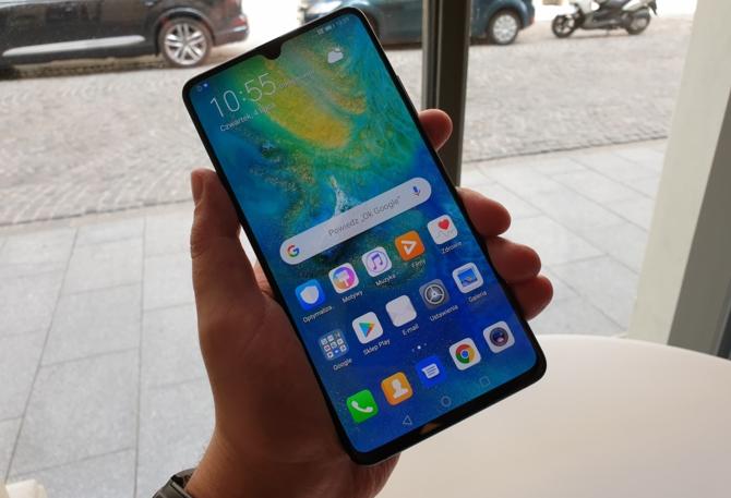 Huawei Mate 20X 5G - premiera nowego smartfona 5G w Polsce [2]