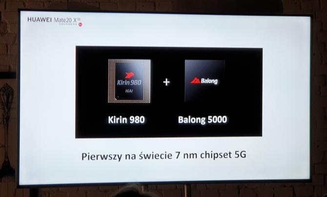 Huawei Mate 20X 5G - premiera nowego smartfona 5G w Polsce [7]