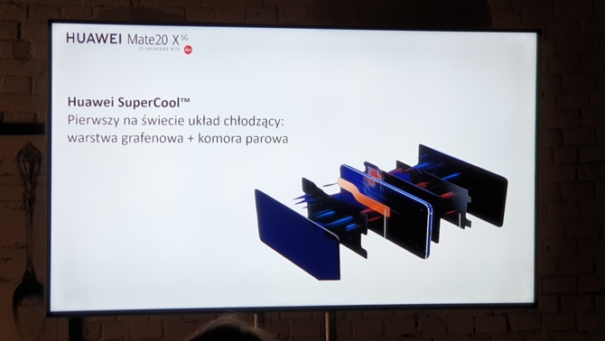 Huawei Mate 20X 5G - premiera nowego smartfona 5G w Polsce [8]