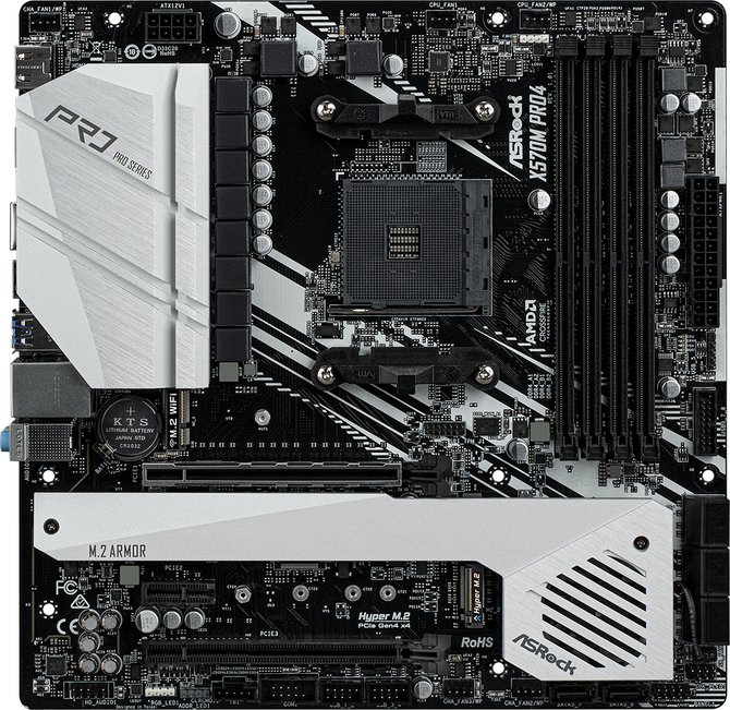 ASRock prezentuje płyty główne z chipsetem AMD X570 [8]