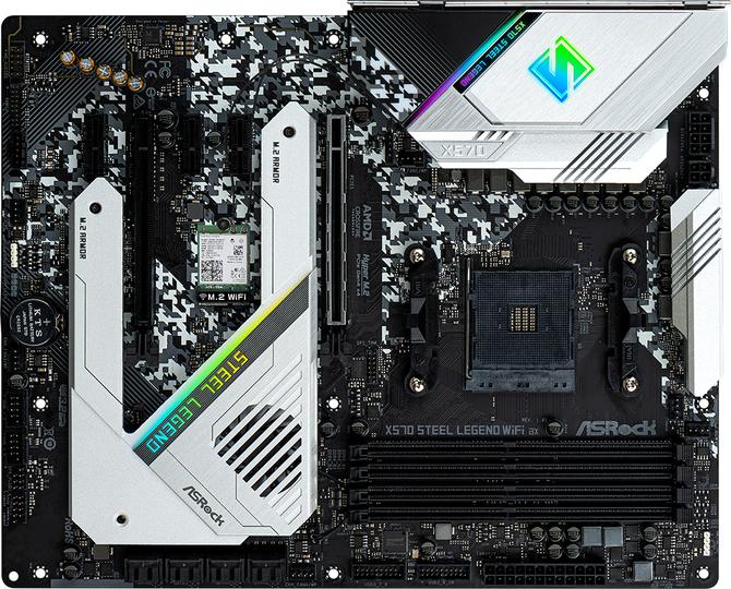 ASRock prezentuje płyty główne z chipsetem AMD X570 [10]