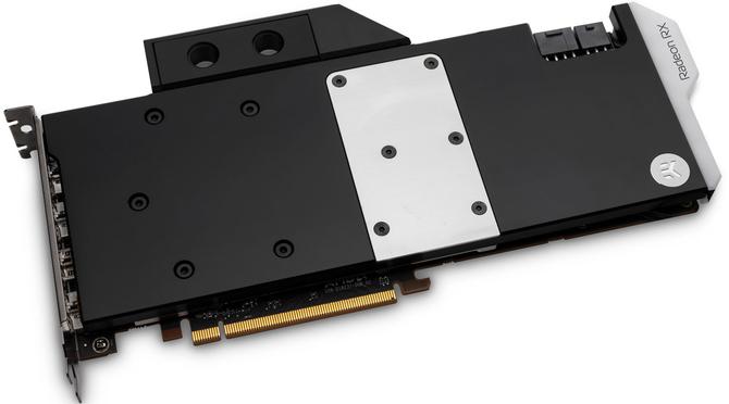 EK Vector - Pełnowymiarowe bloki wodne dla kart AMD Navi  [1]