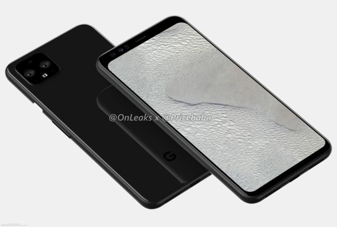 Google Pixel 4 XL jednak bez notcha. W zamian duża ramka? [1]