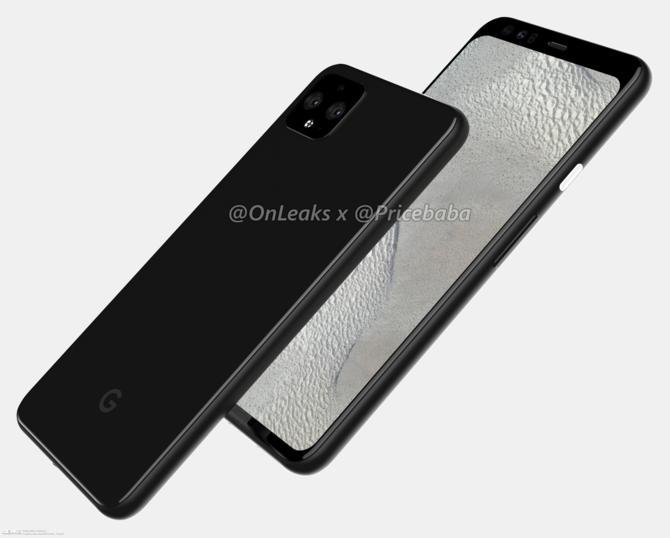 Google Pixel 4 XL jednak bez notcha. W zamian duża ramka? [3]