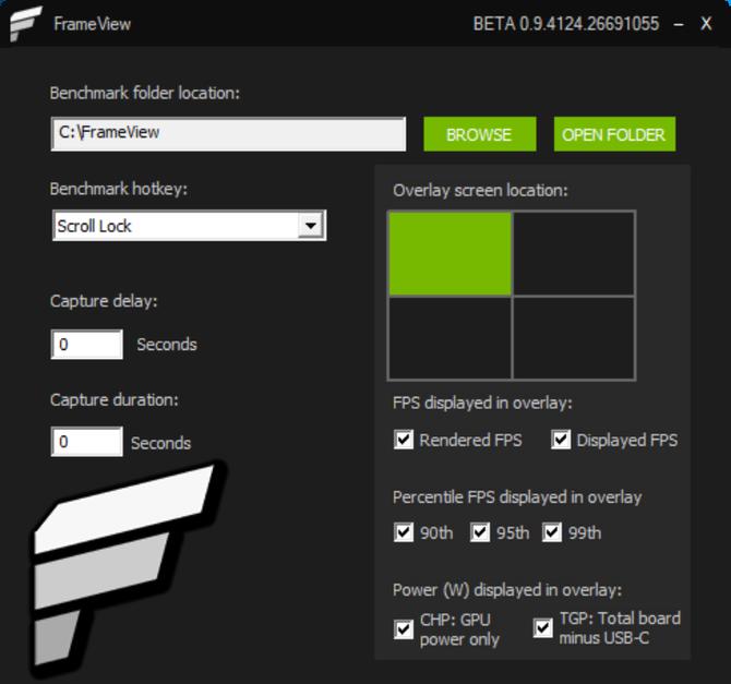 NVIDIA FrameView - nowe narzędzie do diagnostyki pracy GPU [2]