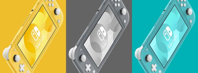 Oficjalna zapowiedź Nintendo Switch Lite. Znamy ceny i datę premiery  [1]
